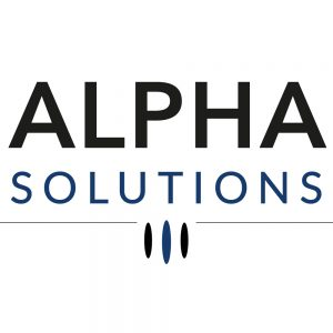 Alpha Solutions Logo